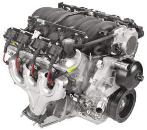 LS6 Engine